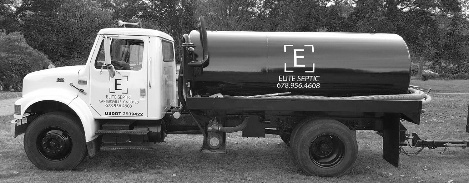 Elite Septic System Pump Out